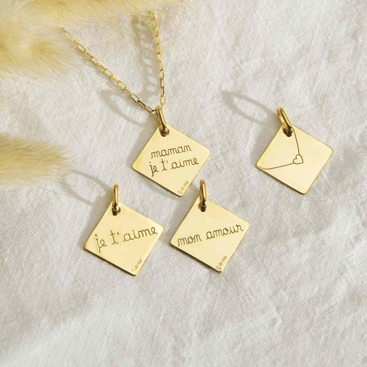 Collection pendentifs Enveloppe