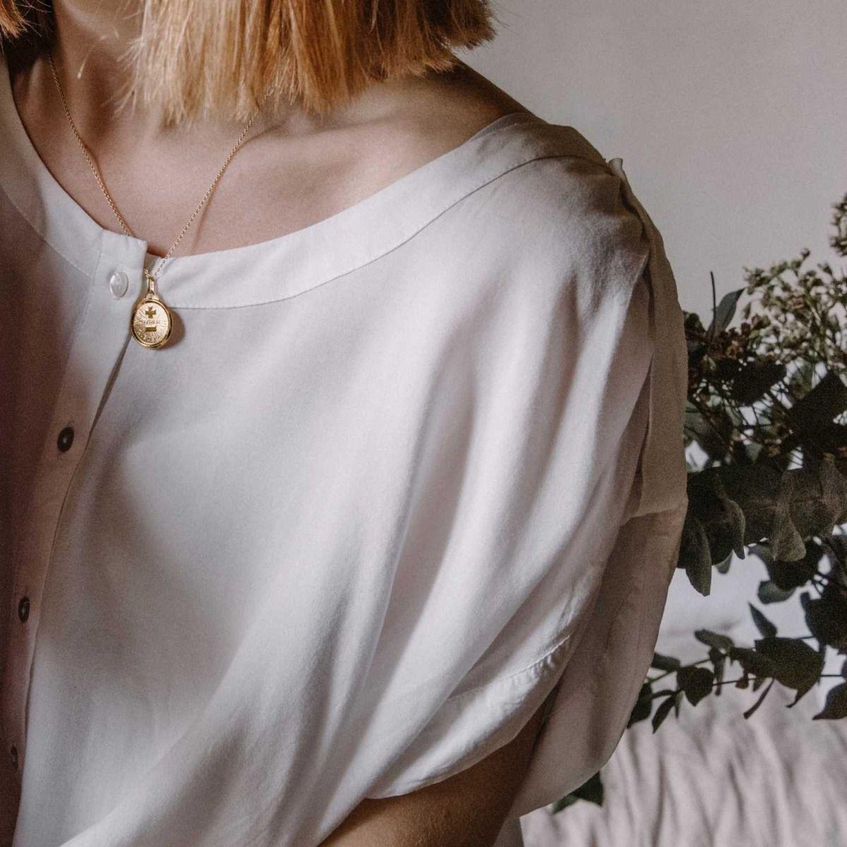 La Médaille d'Amour L'Originale or jaune