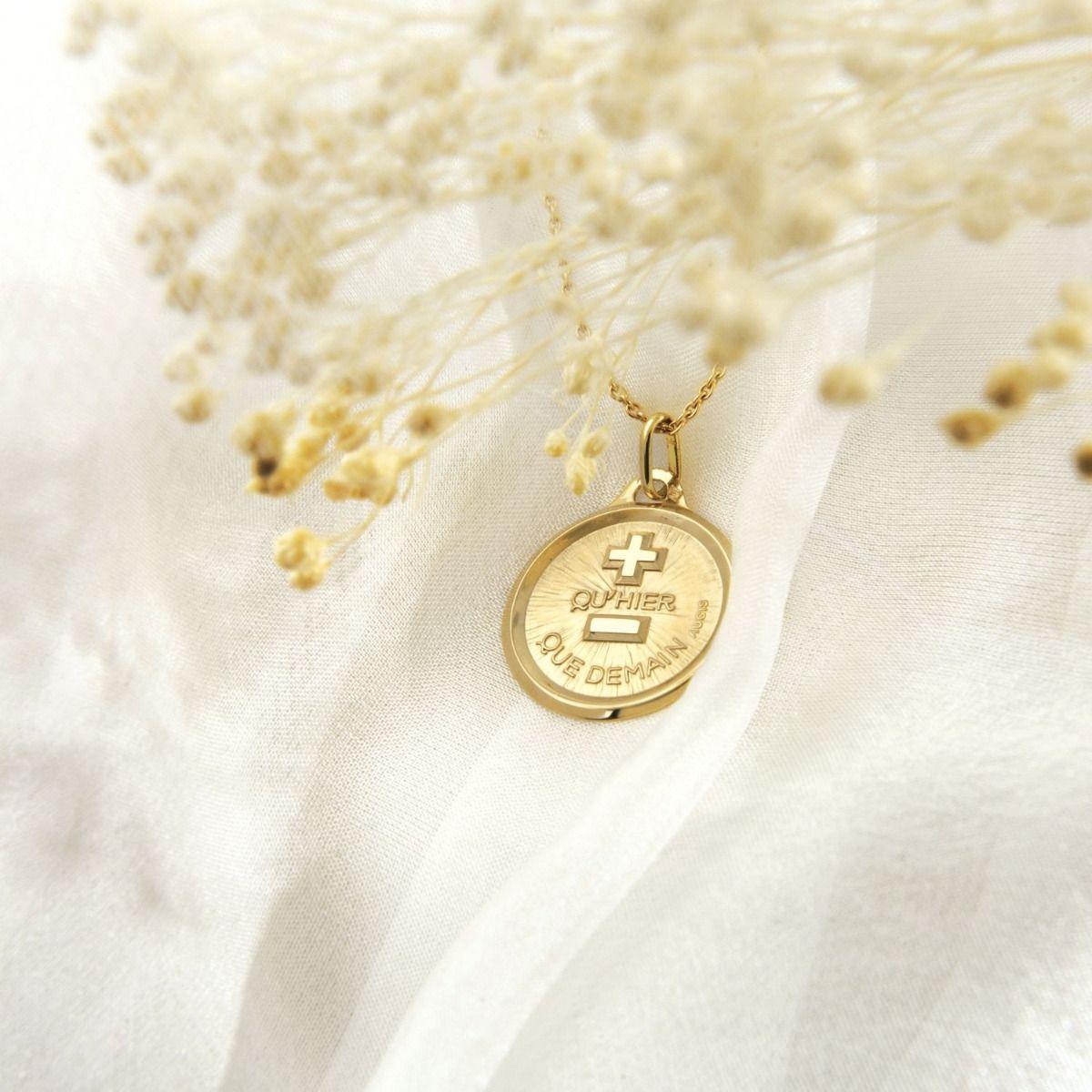 La Médaille d'Amour L'Originale en or jaune